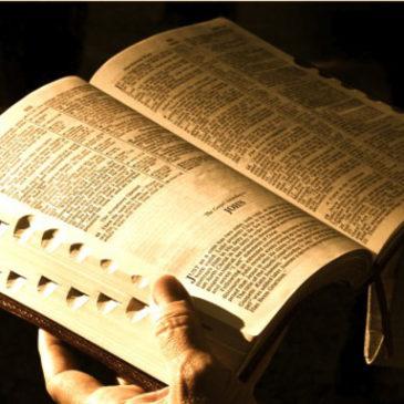 Początki świata i ludzkości w świetle Biblii.