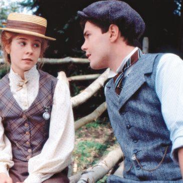 Pierwsza miłość. Historia Ani i Gilberta