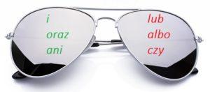 bez przecinków okulary