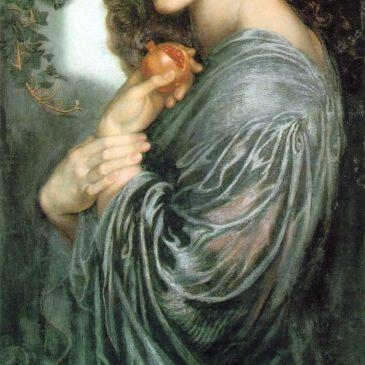 Matczyna miłość zaklęta w naturze. Mit o Demeter i Korze