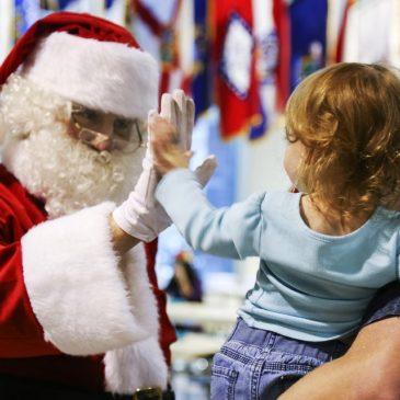 Święty Mikołaj w 6a