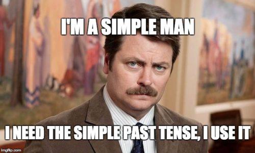 Past Simple is Fun!