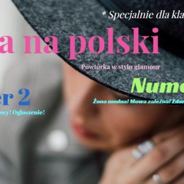Moda na polski, czyli powtórka w stylu glamour