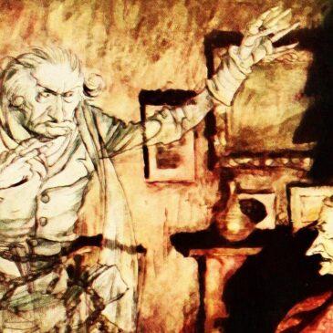 Opowieść wigilijna 3. Podróże z duchami