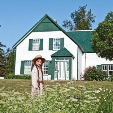"""Lucy Maud Montgomery """"Ania z Zielonego Wzgórza"""""""
